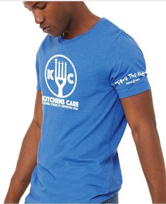 ftk-kitchens care t-shirt